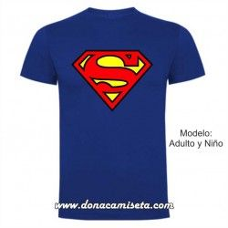 Camiseta logo Super