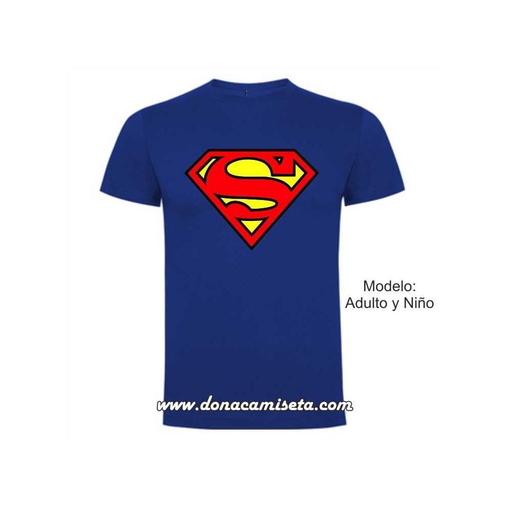 Camiseta logo Super