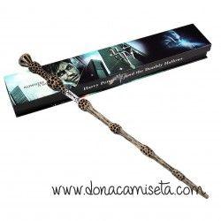 Varita Harry Potter Saúco Albus Dumbledore