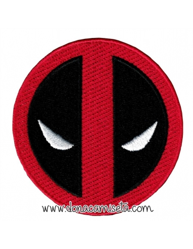 Parche Bordado Deadpool