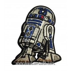 Parche Bordado R2D2 Star Wars color