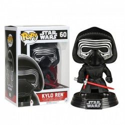 Figura Funko Pop Star Wars Kylo Ren