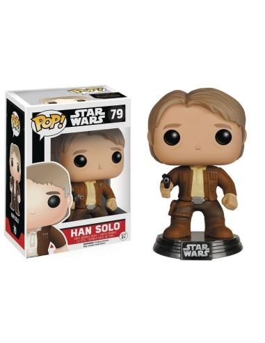 Figura Funko Pop Star Wars Han Solo