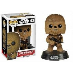 Figura Funko Pop Star Wars Chewbacca 63