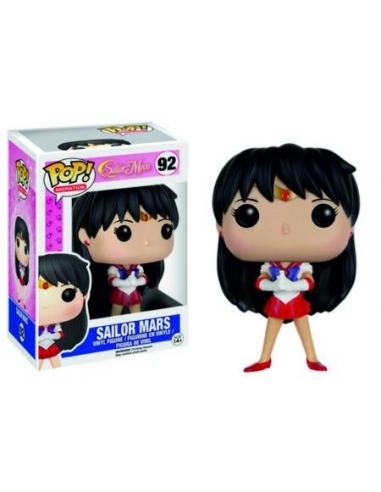 Figura Funko Pop Sailor Mars