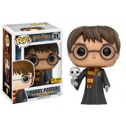 Figura Funko Pop HP Harry Potter Hedwig