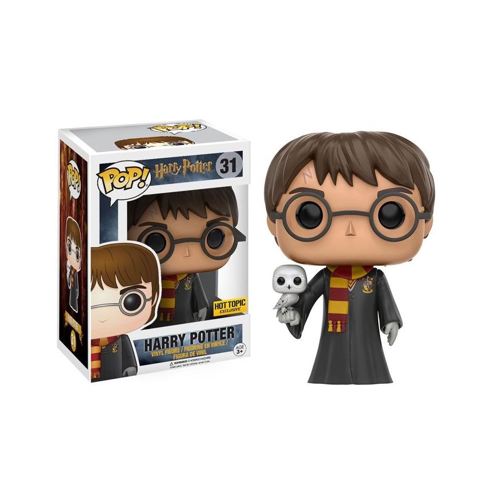 Figura Funko Pop HP Harry Potter Hedwig
