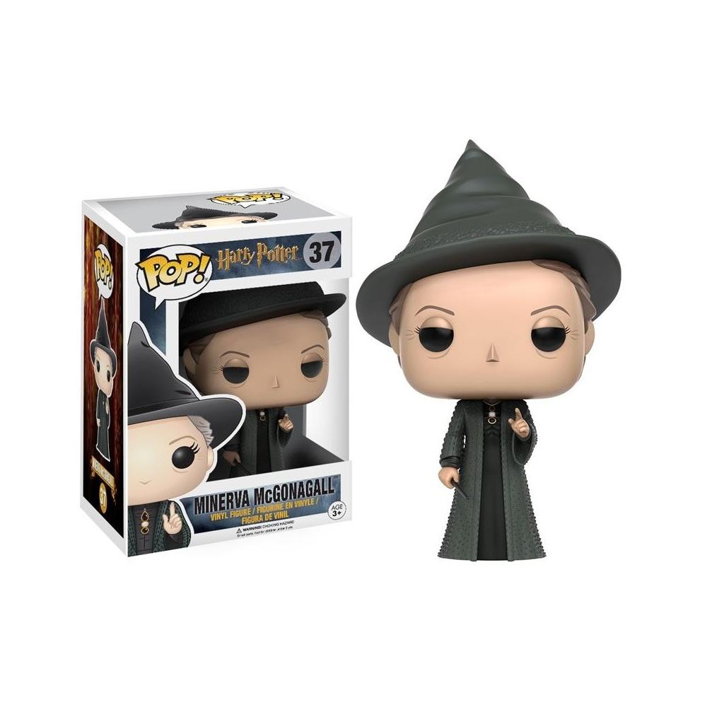 Figura Funko Pop HP Minerva McGonagall