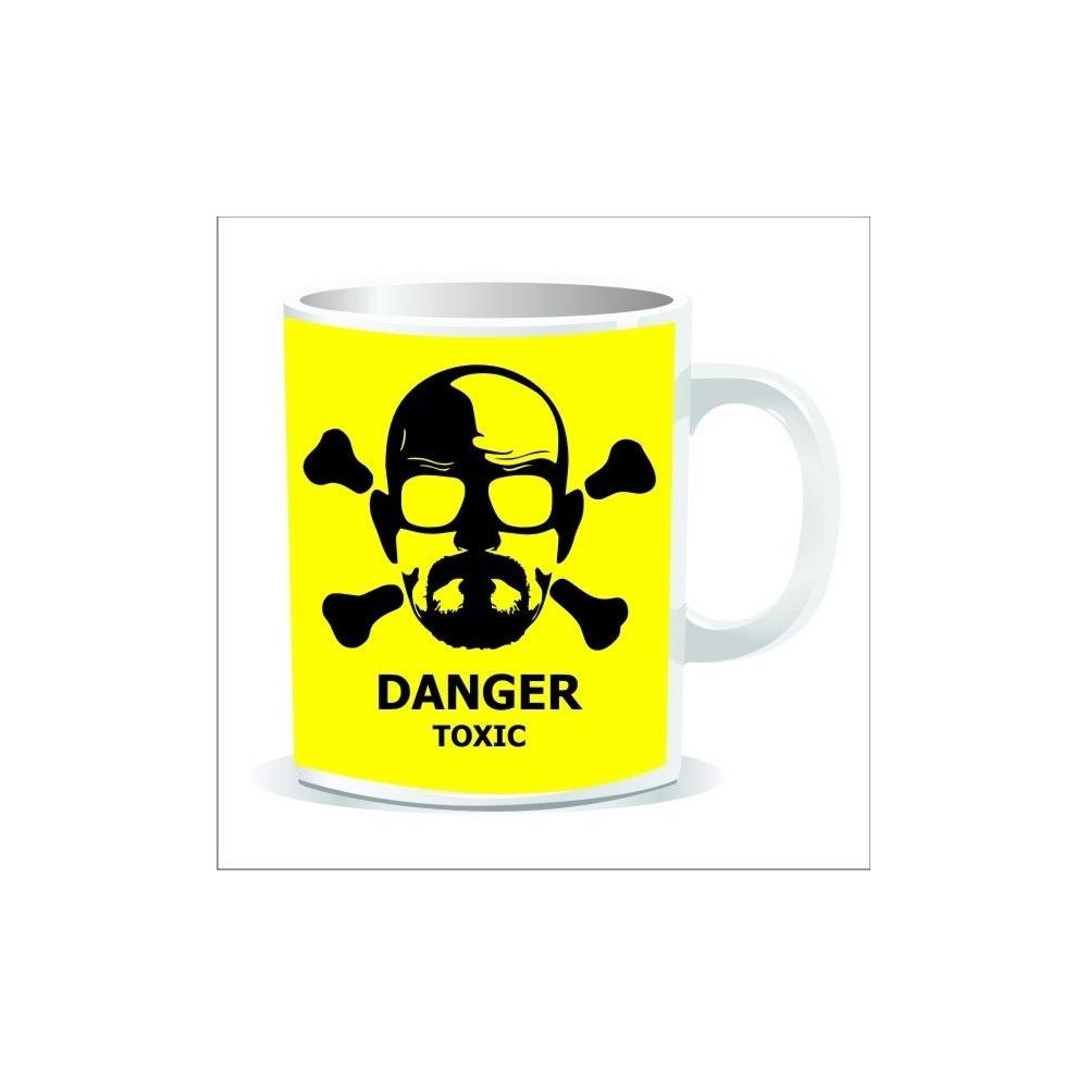 Taza Breaking Bad Danger