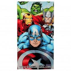 Toalla playa Avengers