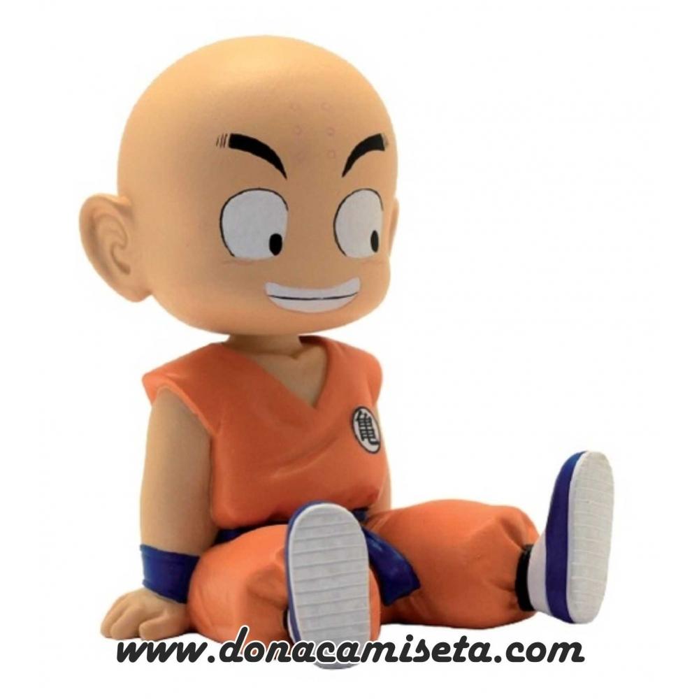 Hucha  Dragon Ball Krillin sentado