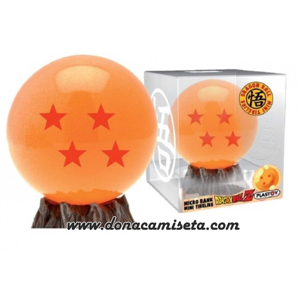 Hucha Dragon Ball Bola 4