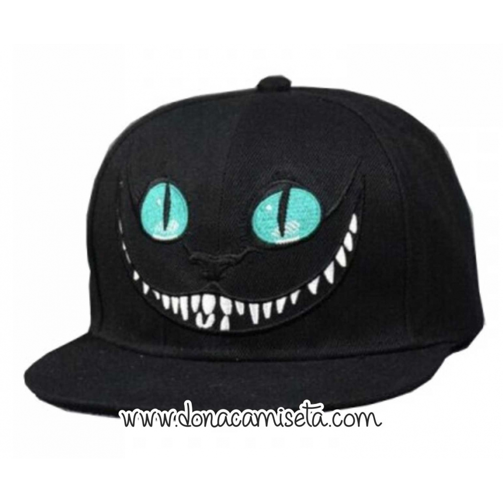 Gorra Gato Cheshire Alicia in Wonderland