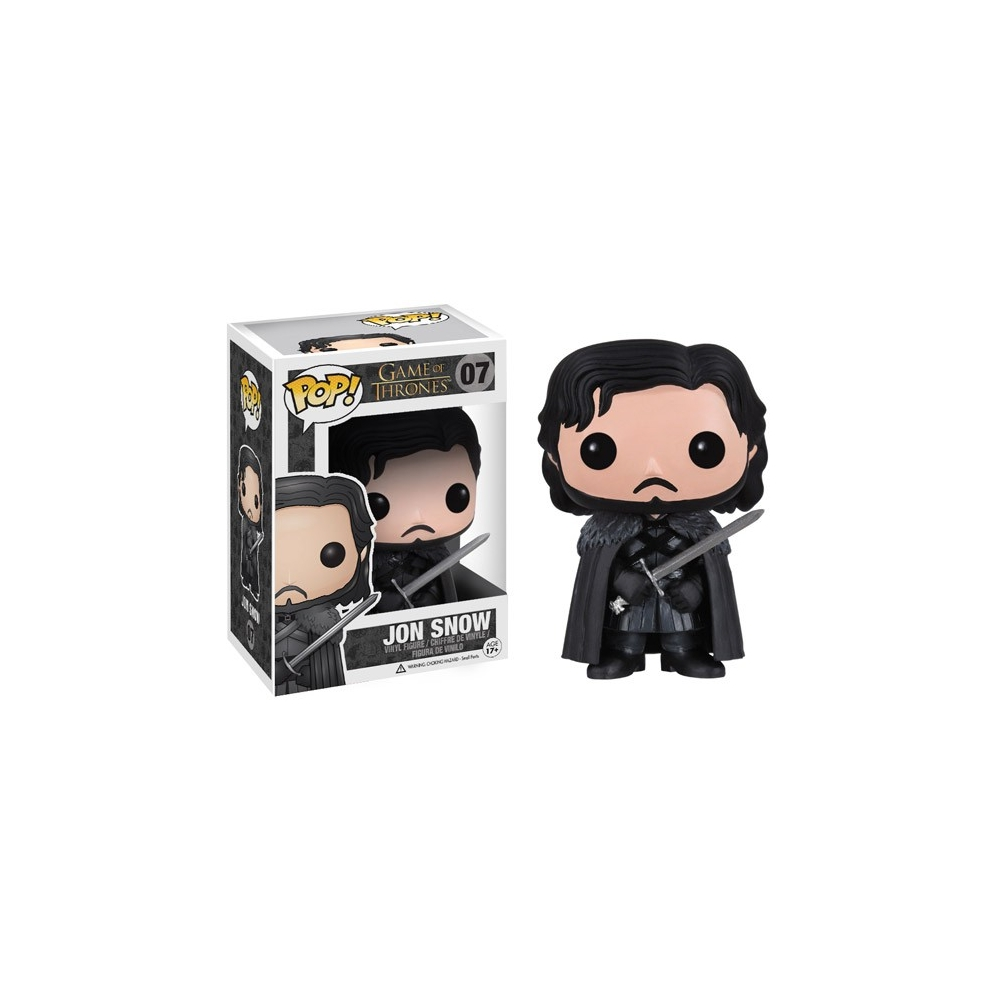 Figura Funko Pop Game of Thrones Jon Snow 07