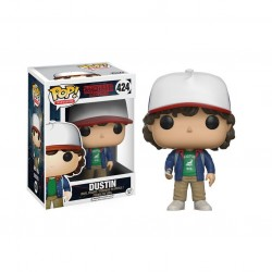 Figura Funko Pop Stranger Things Dustin