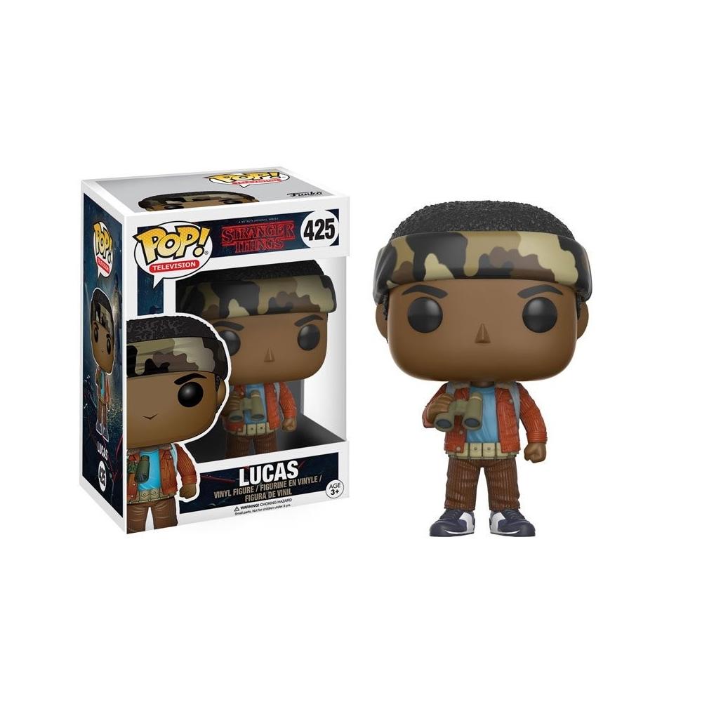 Figura Funko Pop Stranger Things Lucas 425