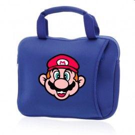 Funda Ipad / Ordenador Cara Super Mario