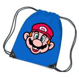 Mochila Cordón Cara Super Mario