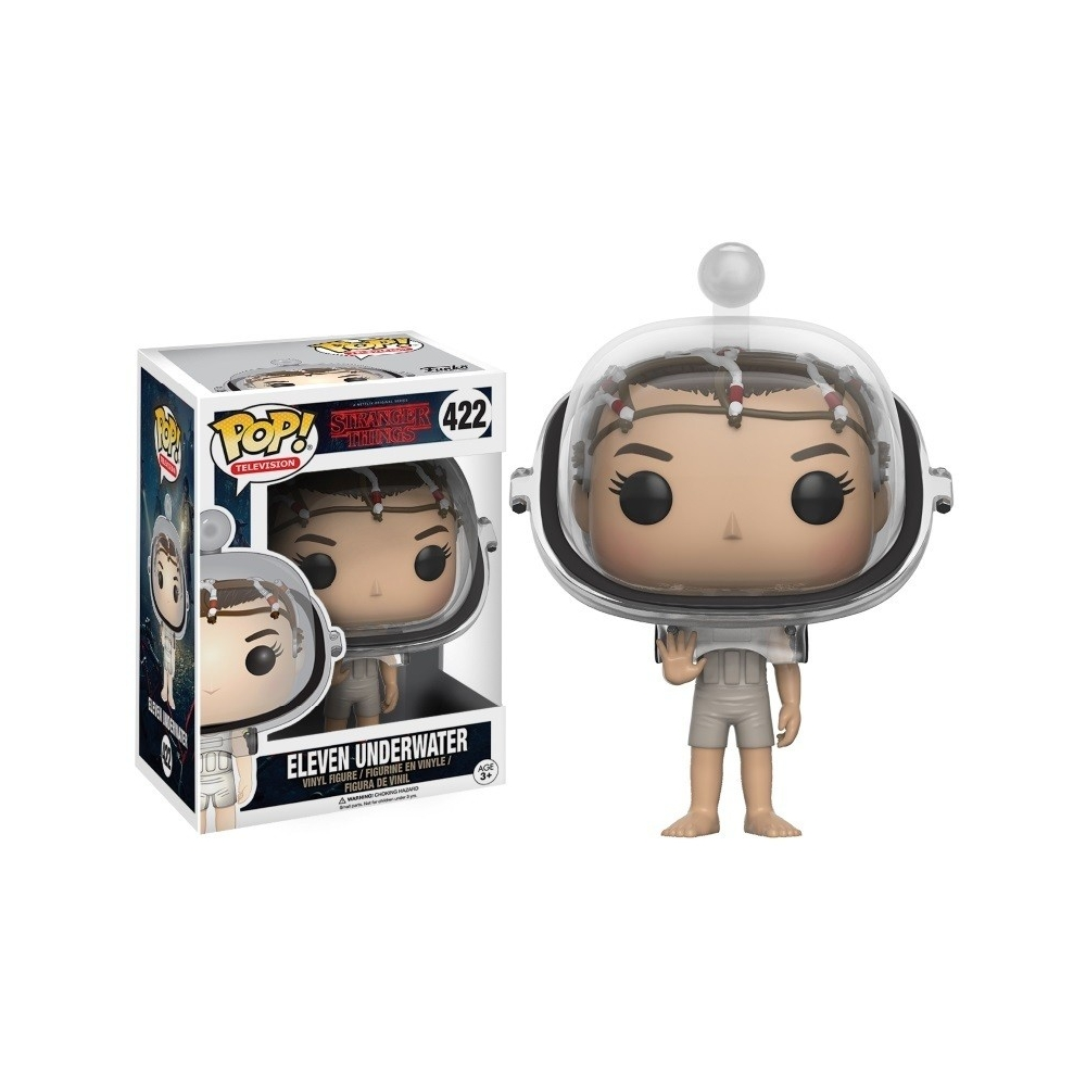 Figura Funko Pop Stranger Things Eleven Underwater