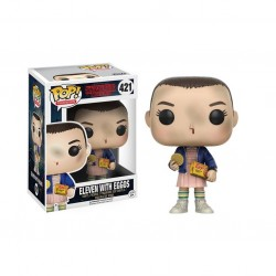 Figura Funko Pop Stranger Things Eleven with Eggos 421
