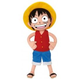 Peluche One Piece [Luffy] 27cm