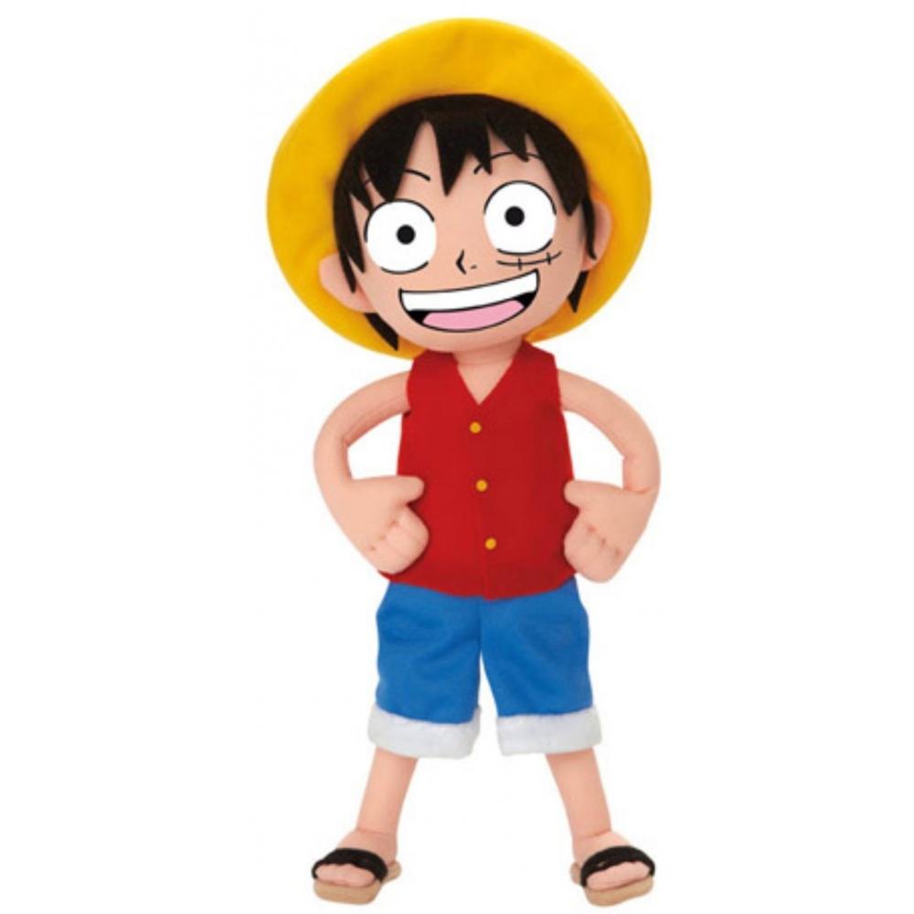 Peluche One Piece [Luffy] 27cm