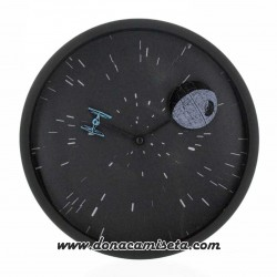 Reloj de Pared Star Wars 3D lenticular