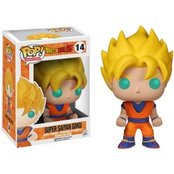 Figura Funko Pop Dragon Ball Super Saiyan Goku 14