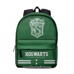 Mochila Harry Potter Slytherin 42cm adaptable