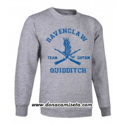 Sudadera Ravenclaw Quidditch Team Captain (Harry Potter)