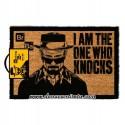 Felpudo Breaking Bad I am the one who knocks