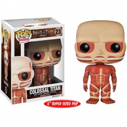 Figura Funko Pop Attack on Titan Colossal Titan 23