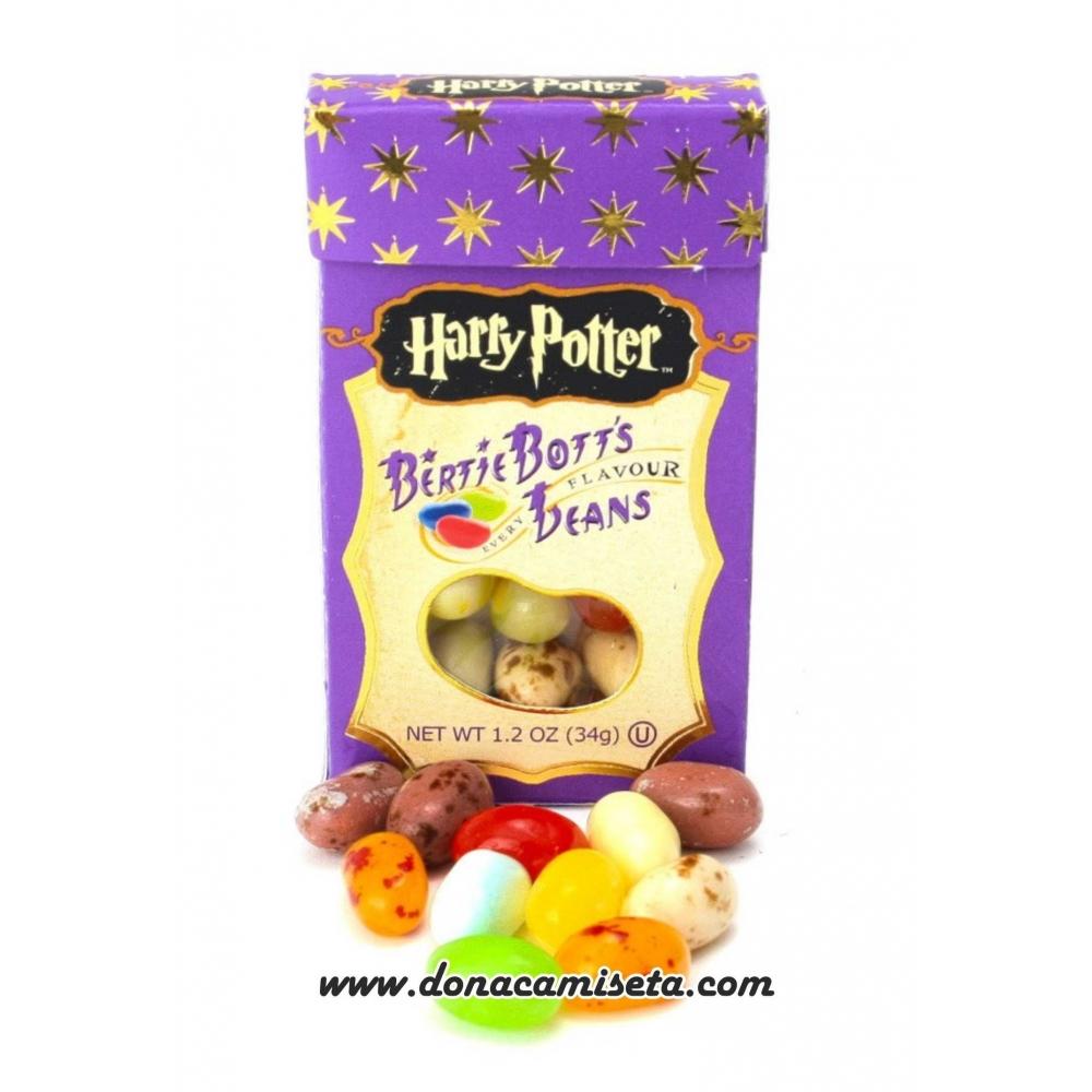 Caramelos Bertie Botts Beans Harry Potter
