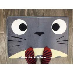 Alfombra de baño Totoro