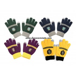 Guantes táctiles Harry Potter