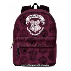 Mochila Harry Potter Hogwarts 42cm adaptable