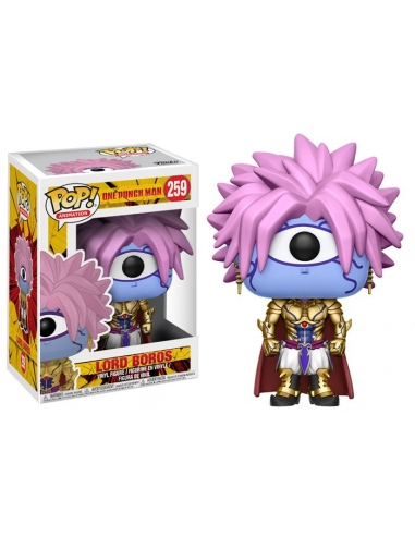 Figura Funko Pop One Punch Man Lord Boros 259