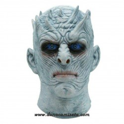 Máscara latex Juego de Tronos Night King