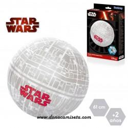 Pelota Star Wars Estrella de la Muerte Hinchable 61cm