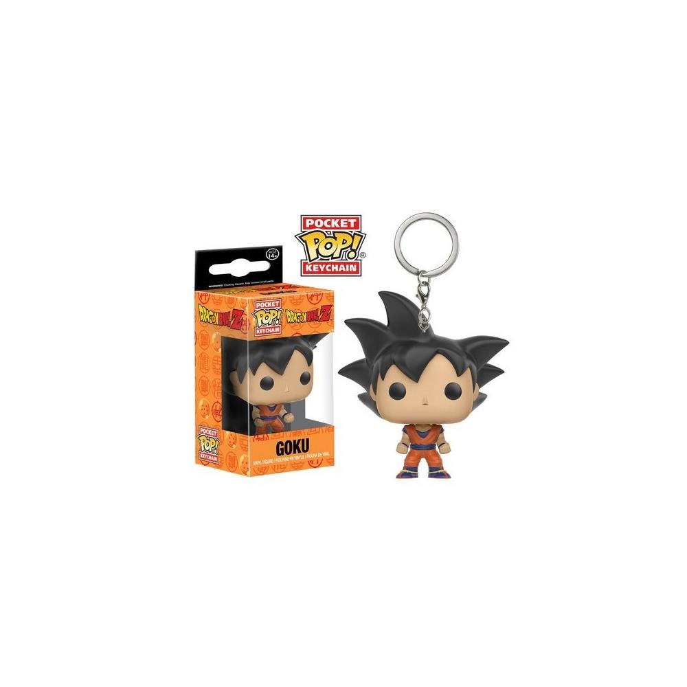 LLavero Funko Pop Dragon Ball Goku