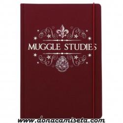 Libreta premium Harry PotterMuggle Studies