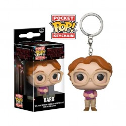 LLavero Funko Pop Stranger Things Barb