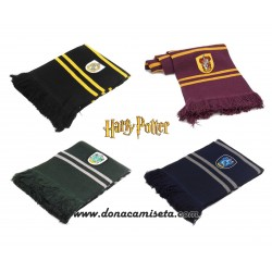 Bufanda Harry Potter Flecos
