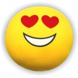 Cojin antiestres Emoticono Corazón