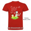 Camiseta Rick & Morty opinions
