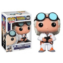Figura Funko Back to the Future: Dr. Emmet Brown 50