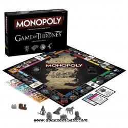 Monopoly Juego de Tronos Edición Coleccionista