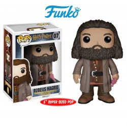 Figura Funko Pop Harry Potter Rubeus Hagrid 07 (15cm)