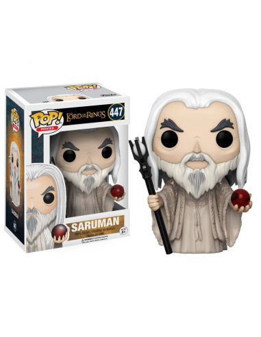 Figura Funko Pop Lord of the Rings Saruman 447