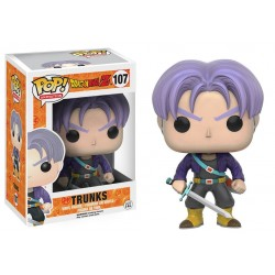 Figura Funko Pop Dragon Ball Trunks 107